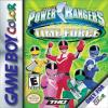 Power Rangers - Time Force Boxart